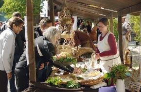 Museum Aargau: Feine Klosterspezialitäten, mittelalterliches Handwerk und spannende Klostergeschichte(n) / Ein Klostermarkt für alle Sinne rund um das Kloster Königsfelden