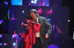 "SAT.1: ""He's the Bomb!"": Danyiom (15) aus Ludwigsburg gewinnt ""The Voice Kids"" 2014"