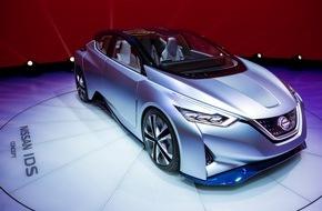 Nissan Switzerland: Intelligente Mobilität: Nissan präsentiert seine Vision für den Verkehr der Zukunft