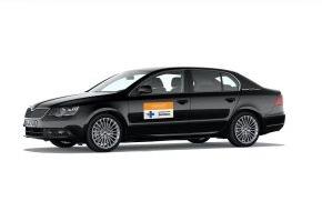 Skoda Auto Deutschland GmbH: SKODA macht den 16. Medienpreis der Kindernothilfe mobil