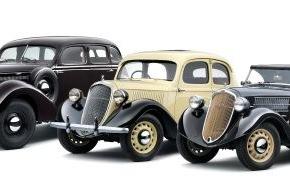 Skoda Auto Deutschland GmbH: Happy Birthday: Drei SKODA Automobil-Ikonen werden 80 Jahre alt