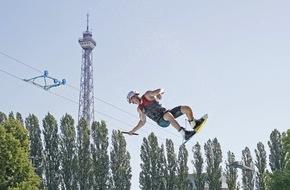 Messe Berlin GmbH: Summer Opening der Wake-Masters auf der YOU Berlin