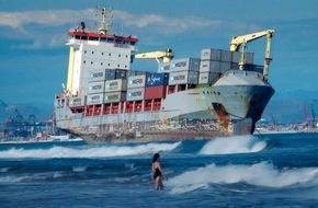 """SWR - Das Erste: """"Seeblind - Der wahre Preis der Frachtschifffahrt"""""""