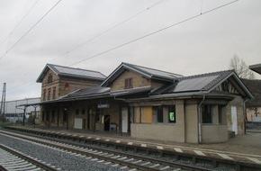 MOLL bauökologische Produkte GmbH: Kulturdenkmal Auerbacher Bahnhof - Schlagregensicherheit und Luftdichtheit fachgerecht gelöst