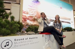 Österreich Werbung: Österreich-Auftritt auf der ITB im Zeichen der Musik - ANHÄNGE