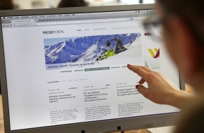 news aktuell GmbH: The new Presseportal goes online (FOTO)