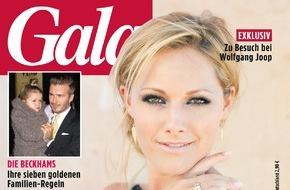 """Gruner+Jahr, Gala: Wolfgang Joop: """"Ich bin wohl am ehesten Rihanna"""""""