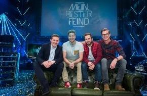 """ProSieben Television GmbH: Feuer und Flamme für die Freundschaft: ProSieben-Show """"Mein bester Feind"""" überzeugt mit starken 13,0 Prozent Marktanteil"""