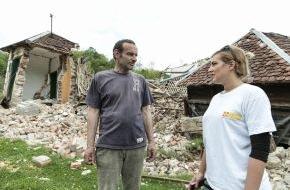 ASB-Bundesverband: Überschwemmungen auf dem Balkan / ASB entsendet Nothilfeteam nach Bosnien