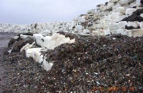 Deutsche Umwelthilfe e.V.: Neapel-Müll führt zu Abfallskandal in Sachsen
