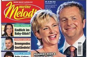 """Meine Melodie: Andreas Gabalier: """"Ich bin doch auch so ein bisschen wie Heidi!"""""""