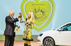 Skoda Auto Deutschland GmbH: SKODA feiert die doppelte Million (FOTO)