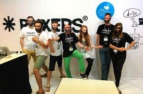 Pixxers: Linzer Startup PIXXERS stellt die Bildersuche auf den Kopf!