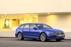 Audi AG: AUDI AG: Europa-Absatz plus 8,1 Prozent im Februar