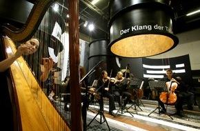 Deutsches Tapeten-Institut: Der Sound der Tapete: Klassik oder Techno-Pop? / Uraufführung einer Tapeten-Sinfonie der Kölner Hochschule für Musik und Tanz zum Messeauftakt der imm cologne 2015