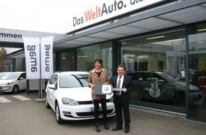 AMAG Automobil- und Motoren AG: AMAG unterstützt erneut PluSport