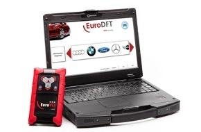 Zentralverband Deutsches Kraftfahrzeuggewerbe: Kfz-Gewerbe gibt Startschuss für EuroDFT-Diagnosewerkzeug