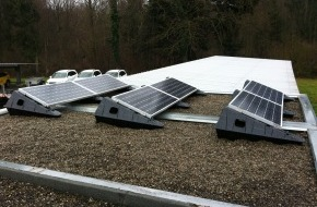 Touring Club Schweiz/Suisse/Svizzero - TCS: Le « carburant » solaire presque plus rentable que l'essence (IMAGE)