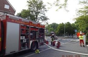 Feuerwehr Erkrath: FW-ME: Brandmeldung im St.-Franziskus-Hospiz