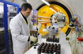 Nagra: USA ist neuer Partner im Nagra-Felslabor Grimsel
