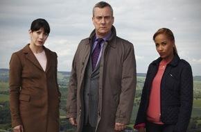 """ZDFneo: """"Inspector Banks"""" ermittelt wieder / ZDFneo zeigt britische Krimiserie in Doppelfolgen"""