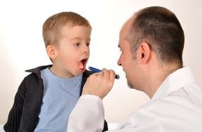 hkk Krankenkasse: Mandelentfernung bei Kindern: in Niedersachsen 40 Prozent häufiger als in Bremen
