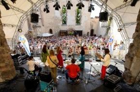 Congress- und Tourismus-Zentrale Nürnberg: Nürnbergs Festivalkultur