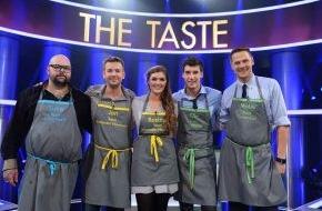 """SAT.1: Siegeshunger: Wer kocht sich am Mittwoch im Finale von """"The Taste"""" zum Sieg und 50.000 Euro?"""