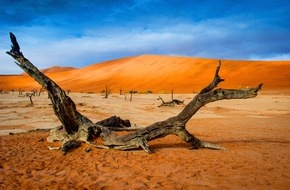 Panasonic Deutschland: Mit der LUMIX Photo Adventure Namibia ins südliche Afrika / Panasonic bringt Fotografen zu den Foto-Hotspots Namibias