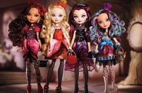 Mattel GmbH: Bist du ein Royal oder ein Rebel? / Mit Ever After High beginnt die Geschichte neuer Märchenlegenden