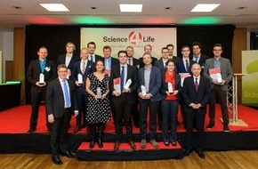 Science4Life e.V.: Schneller, effizienter, kostengünstiger - High-Tech Gründer werden höchsten Anforderungen gerecht / Science4Life Venture Cup unterstützt Innovationspotenzial aus dem deutschsprachigen Raum