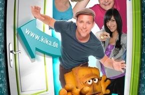 """Der Kinderkanal ARD/ZDF: Countdown läuft für """"KiKA kommt zu dir!"""" / Bewerbung für die neue Mitmach-Aktion noch bis 18.Mai möglich"""