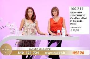 HSE24: HSE24 Italien geht auf Sendung / Shopping und Entertainment für italienische Haushalte (mit Bild)