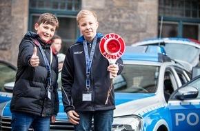 Polizeidirektion Hannover: POL-H: Zukunftstag bei der Polizeidirektion Hannover