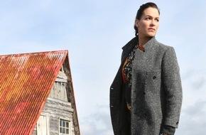 """ARD Das Erste: Das Erste / Franka Potente dreht ARD-Degeto-Krimireihe """"Solveig Karlsdottir"""" (AT) für Das Erste"""