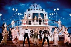 """Stage Entertainment Berlin: Udo Jürgens-Musical """"Ich war noch niemals in New York"""" kommt zurück auf die Bühne / Premiere Ende März 2015 im Berliner Stage Theater des Westens"""