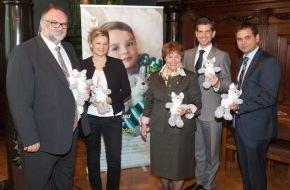 McDonald's Kinderhilfe Stiftung: Kinderhilfe Stiftung startet Spendenkampagne >Ein Passauer Freund für kleine Helden<