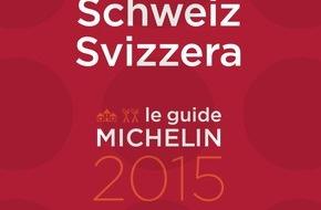 MICHELIN Schweiz: Guide MICHELIN Schweiz mit so vielen Sterne-Restaurants wie noch nie