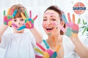 RB Deutschland: Wenn Händewaschen Schule macht - Sagrotan unterstützt die regelmäßige Handhygiene bei Kindern