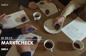 """Kaffee im Test - welches System macht den Besten in """"Marktcheck"""" / Dienstag, 21. 3. 2017, 20.15 Uhr, SWR Fernsehen"""
