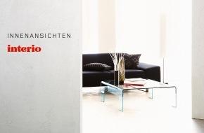 Interio AG: Innenansichten - Der neue Interio Hauptkatalog 2006/2007