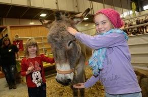 "Messe Berlin GmbH: ""Horseday4Kids"" macht HIPPOLOGICA Berlin 2015 zum größten Klassenzimmer der Hauptstadt"
