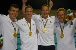 DLRG - Deutsche Lebens-Rettungs-Gesellschaft: Fünfmal Gold für deutsche Rettungssportler bei den 9. World Games