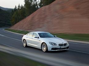 Die neue BMW 6er Reihe