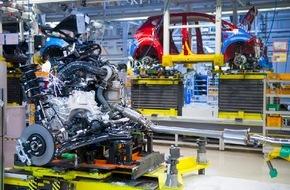 KIA Motors Deutschland GmbH: Neuer Produktionsrekord in europäischem Kia-Werk