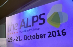 theALPS 2016: Alpentourismus punktet mit Wettbewerbsfähigkeit