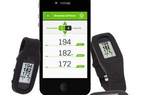 Adrenio GmbH: Die leichteste GPS Golf-Uhr der Welt ist jetzt auf dem Schweizer Markt erhältlich