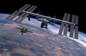 National Geographic Channel: In 90 Minuten um die Welt - LIVE: National Geographic Channel mit Live-Übertragung von der Internationalen Raumstation ISS