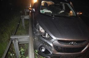 Polizeidirektion Kaiserslautern: POL-PDKL: Verkehrsunfall - Zeugen gesucht