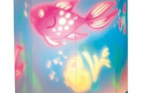 """Migros-Genossenschafts-Bund: Migros rappelle la lampe pour enfant """"FISH"""""""